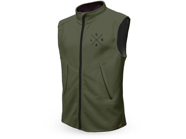 Loose Riders Technical Vest Men, olive